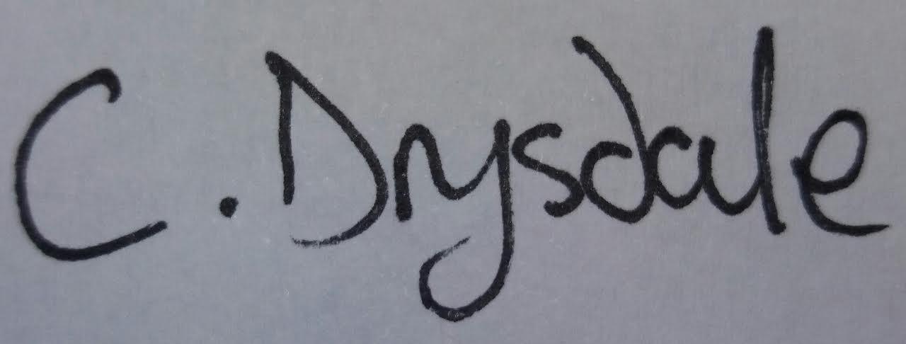 claire drysdale's Signature