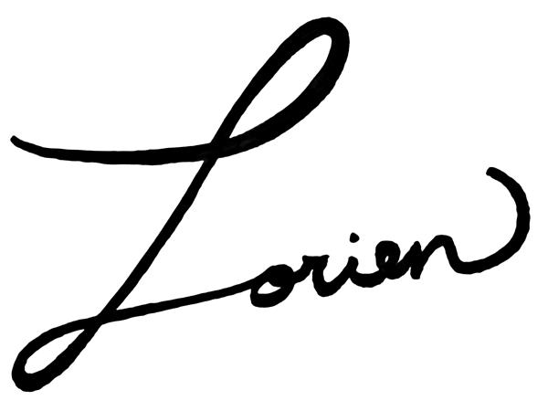 lorien's Signature
