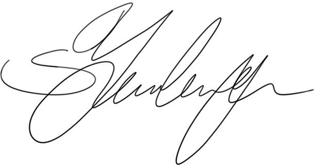 stephanie yarberough's Signature