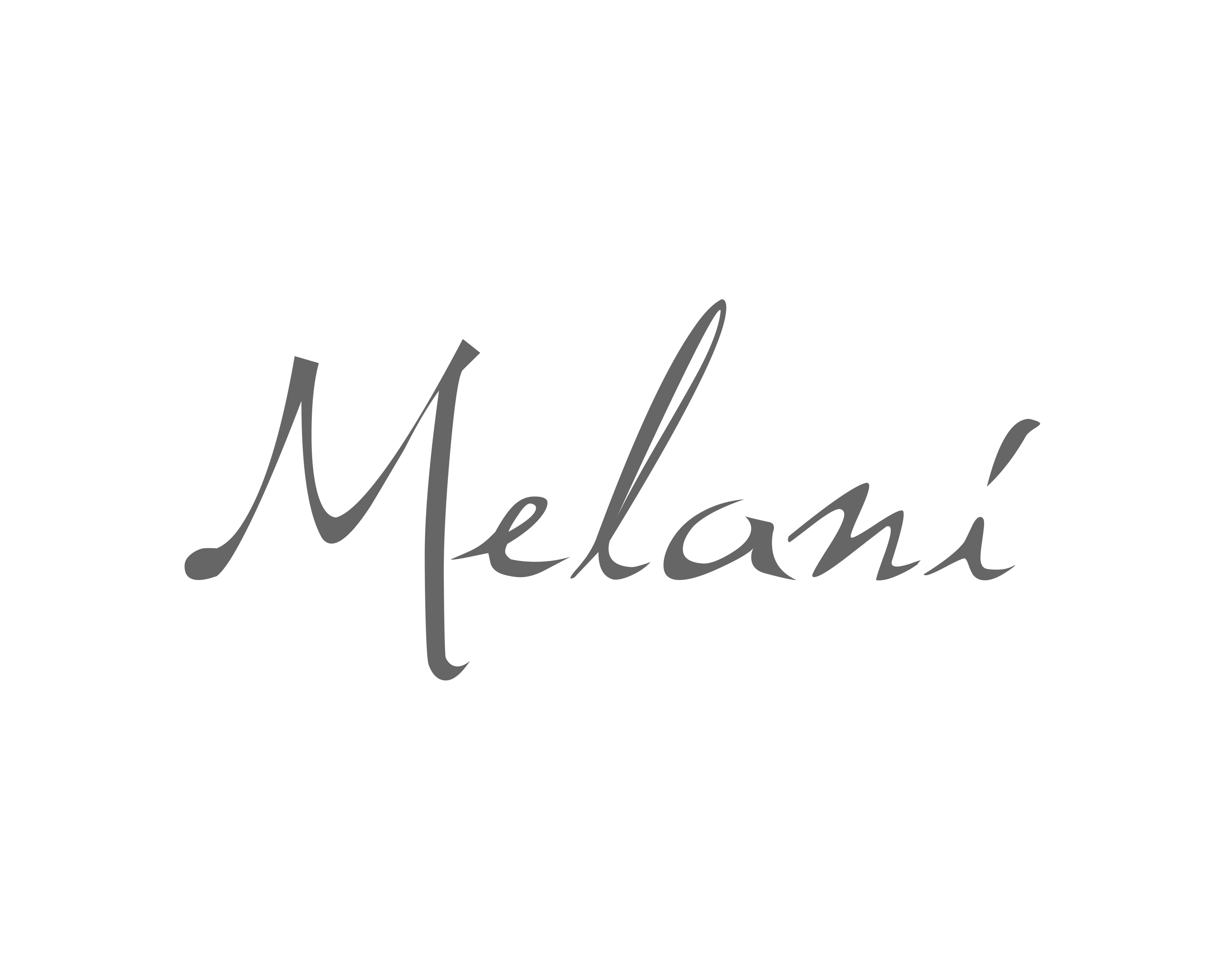 melani rossouw's Signature
