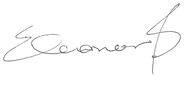 Eleonor B's Signature
