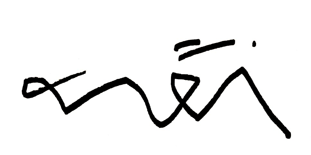 ENGAREH's Signature
