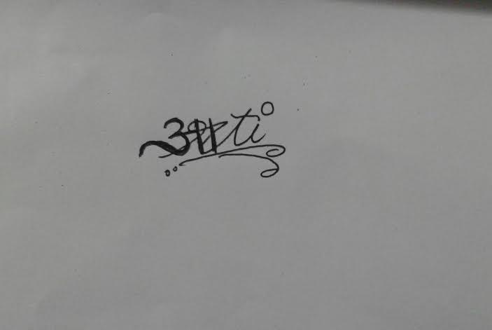 arti varma's Signature
