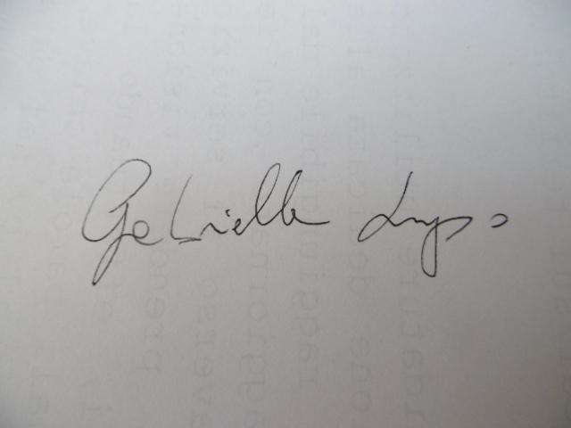 GABRIELLA lUPO's Signature
