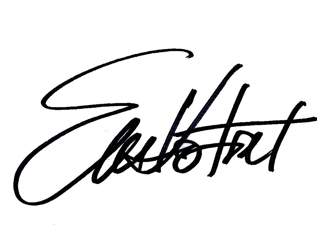 Em Kotoul's Signature