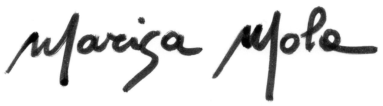 Marisa Mola's Signature