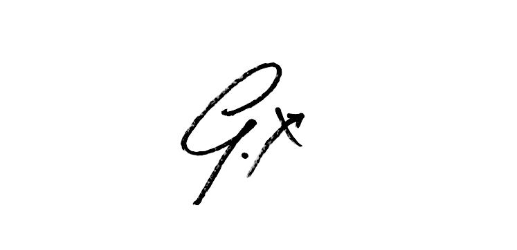 gK MENAGE's Signature
