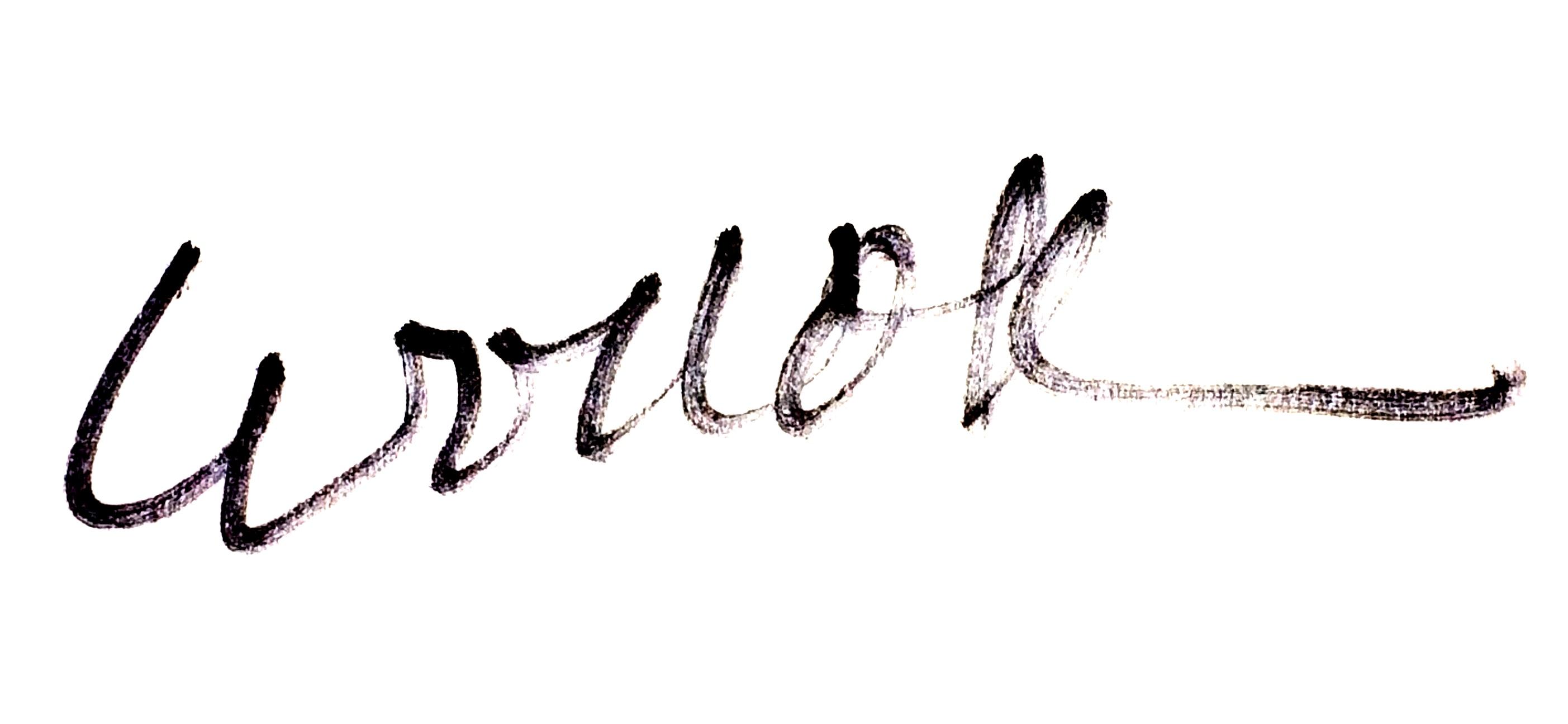 homoony's Signature