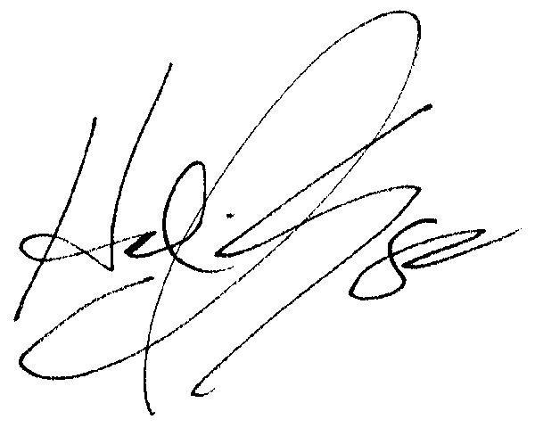 halgage's Signature