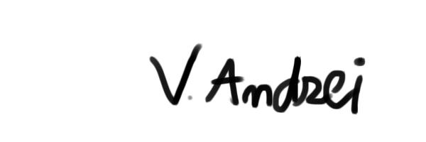 VALEANU Andrei's Signature