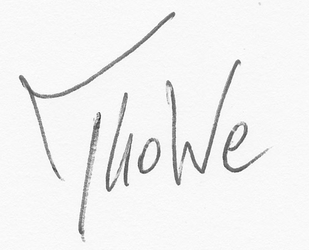 thomas weick's Signature