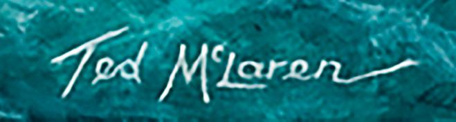 Ted McLaren's Signature