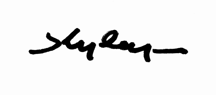 kyley Cantwell's Signature