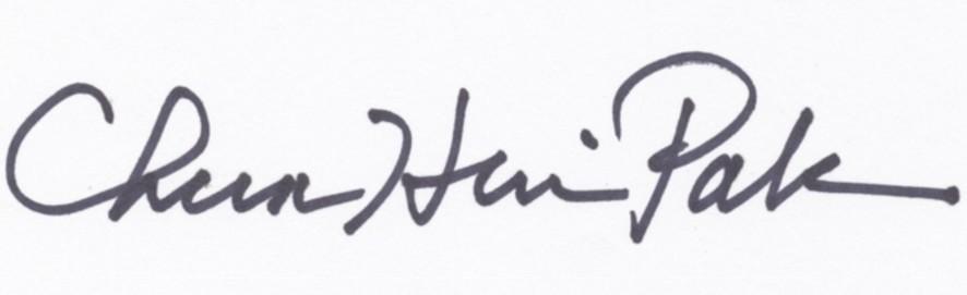 Chunie  Arnold's Signature