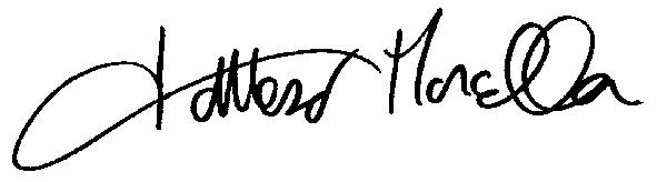 tomaso marcolla's Signature