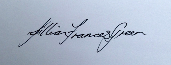 jillianfrances's Signature