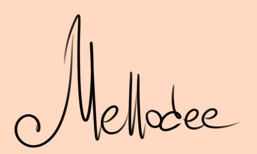mellodee's Signature