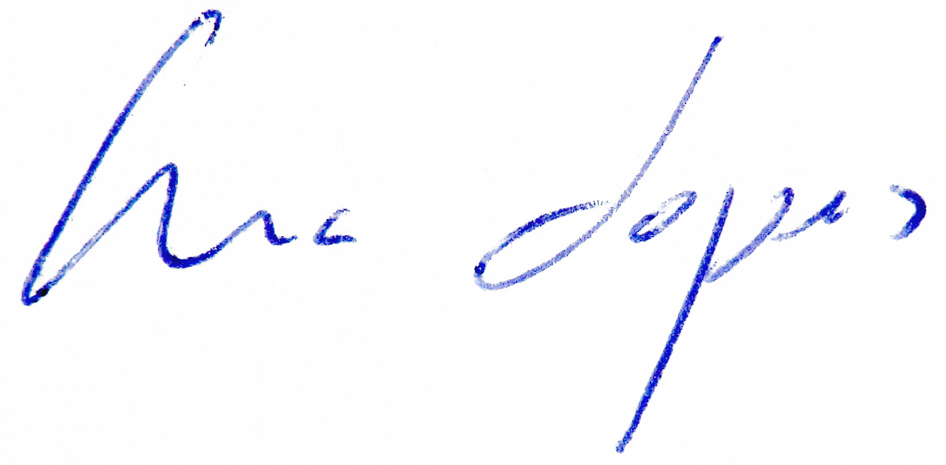 Ana Lopes's Signature