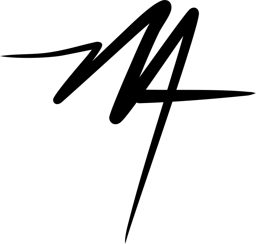 mike ANTHONY's Signature