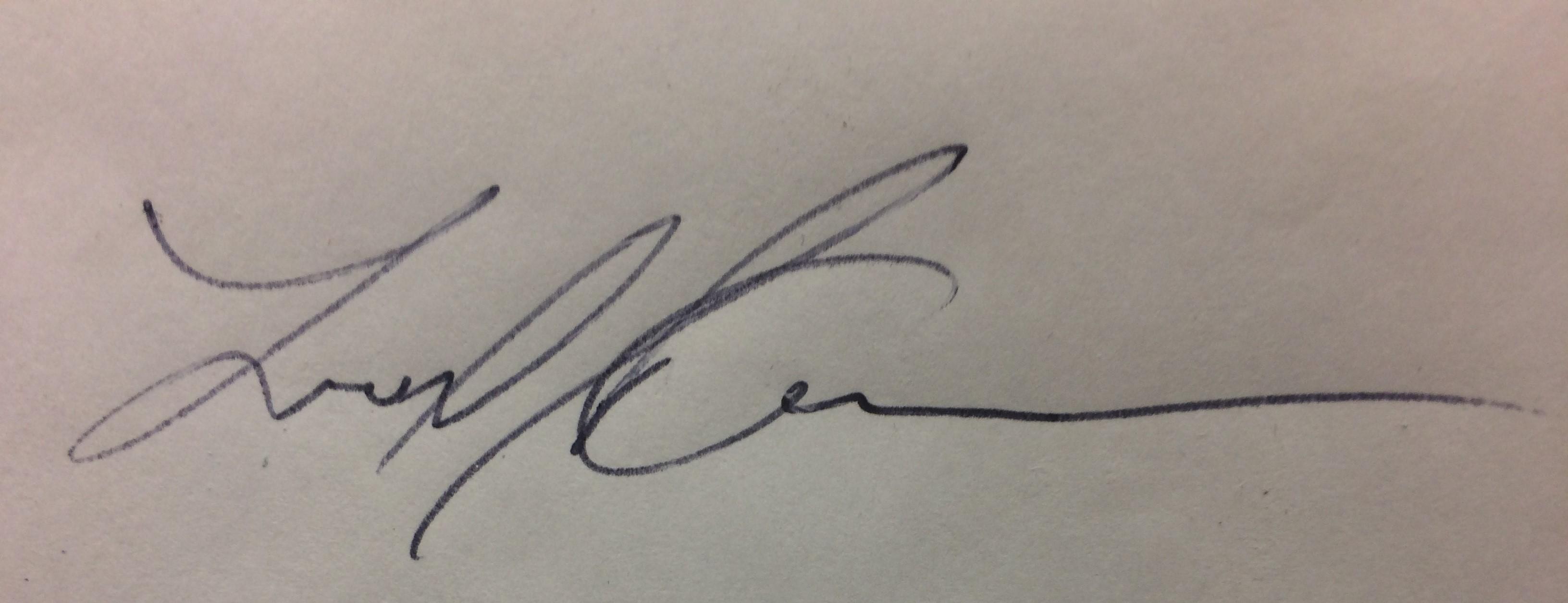 mfleecas's Signature