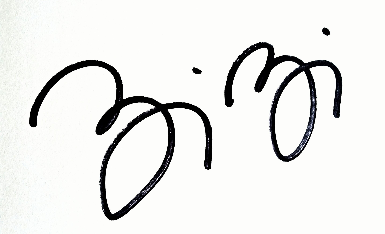 artebibi's Signature