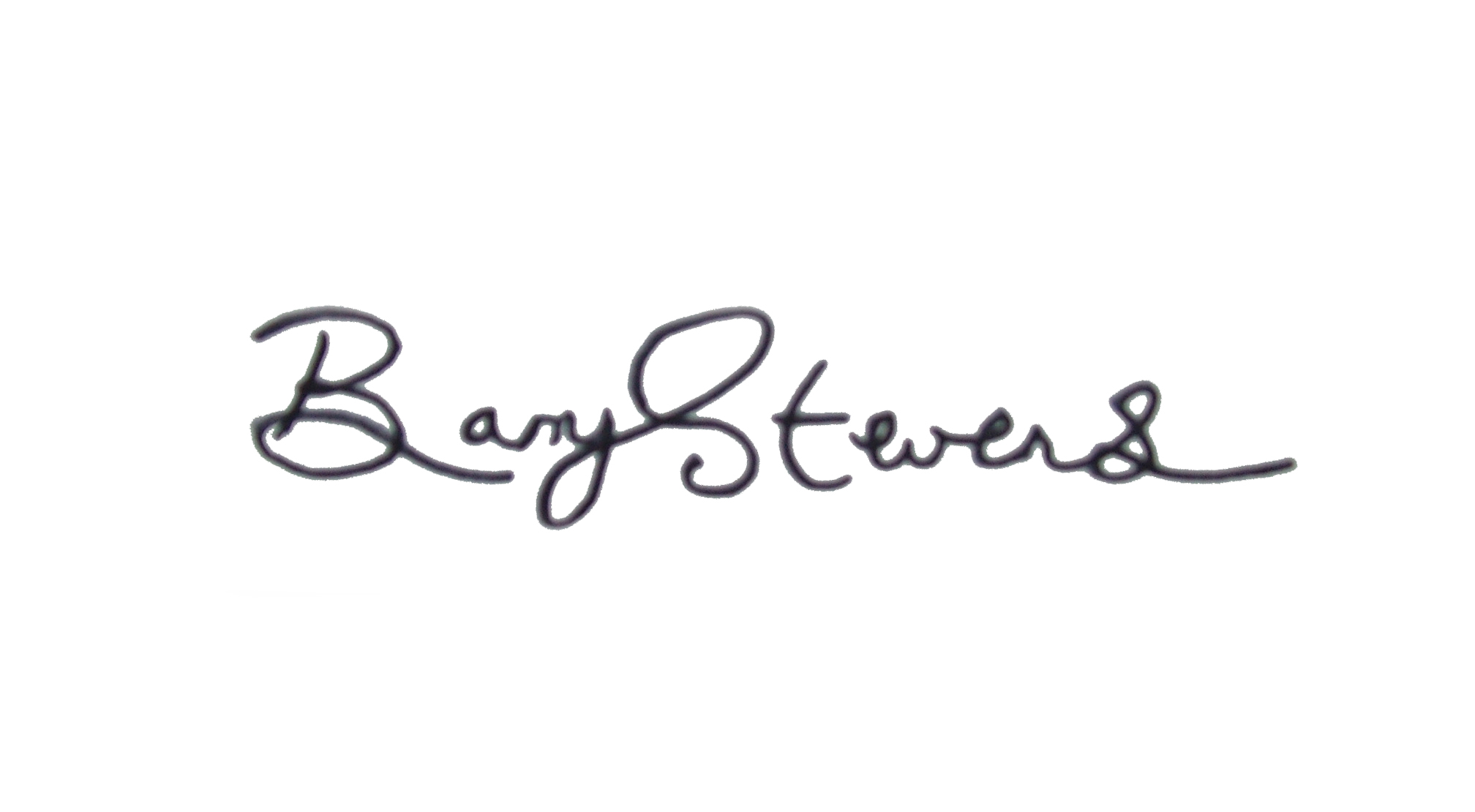 barry.stevens's Signature