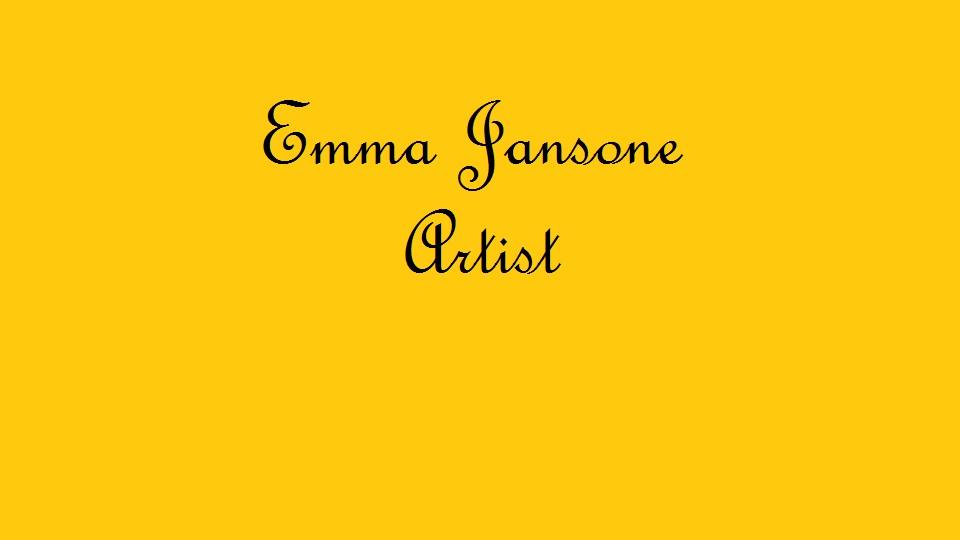 Emma Jansone's Signature