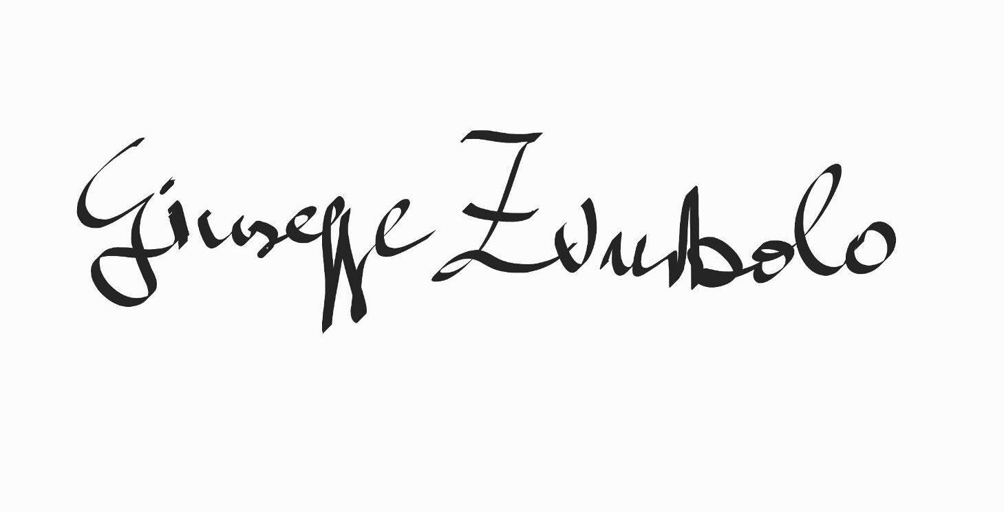 giuseppe zumbolo's Signature