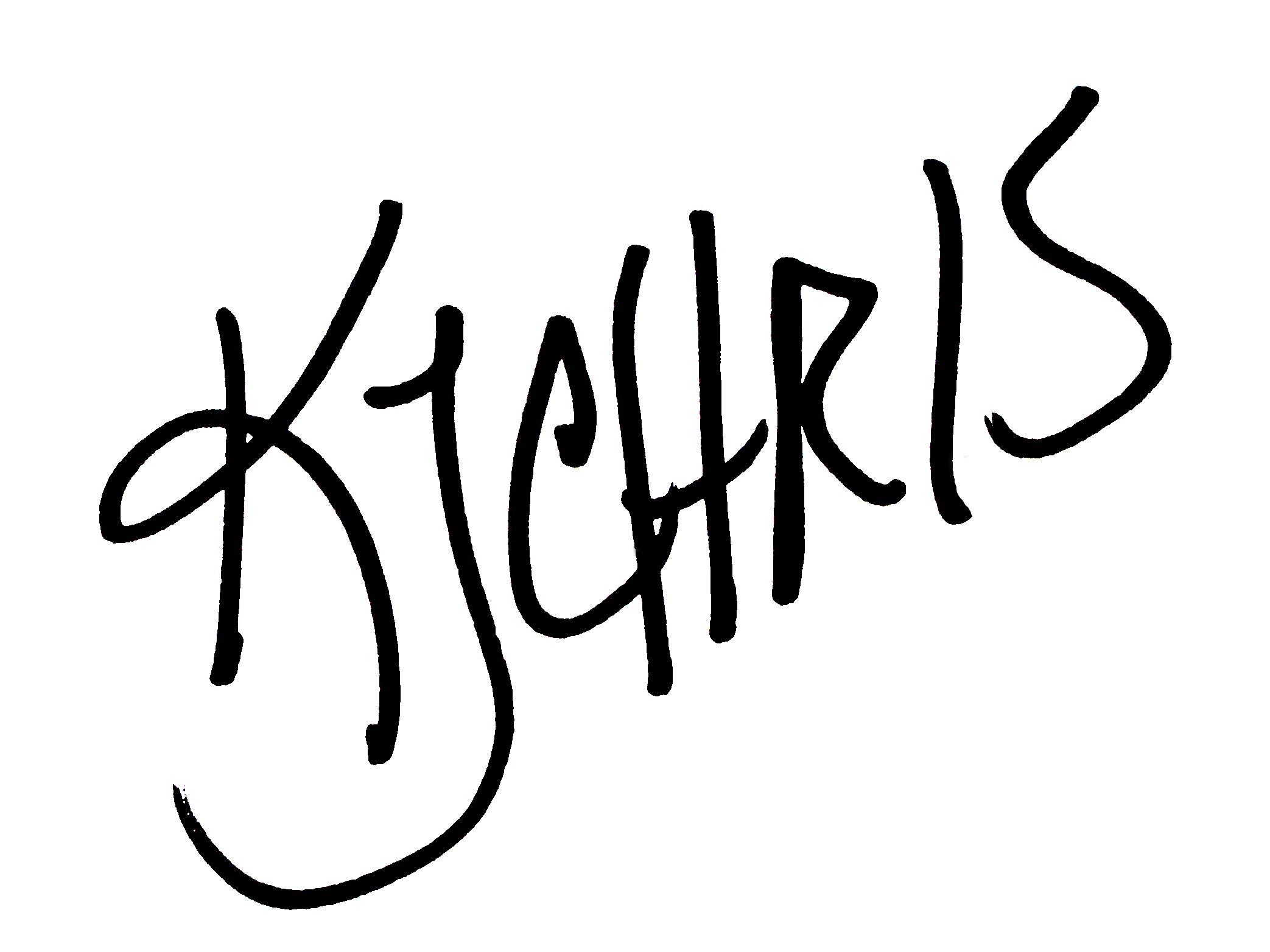 K.J.Chris's Signature