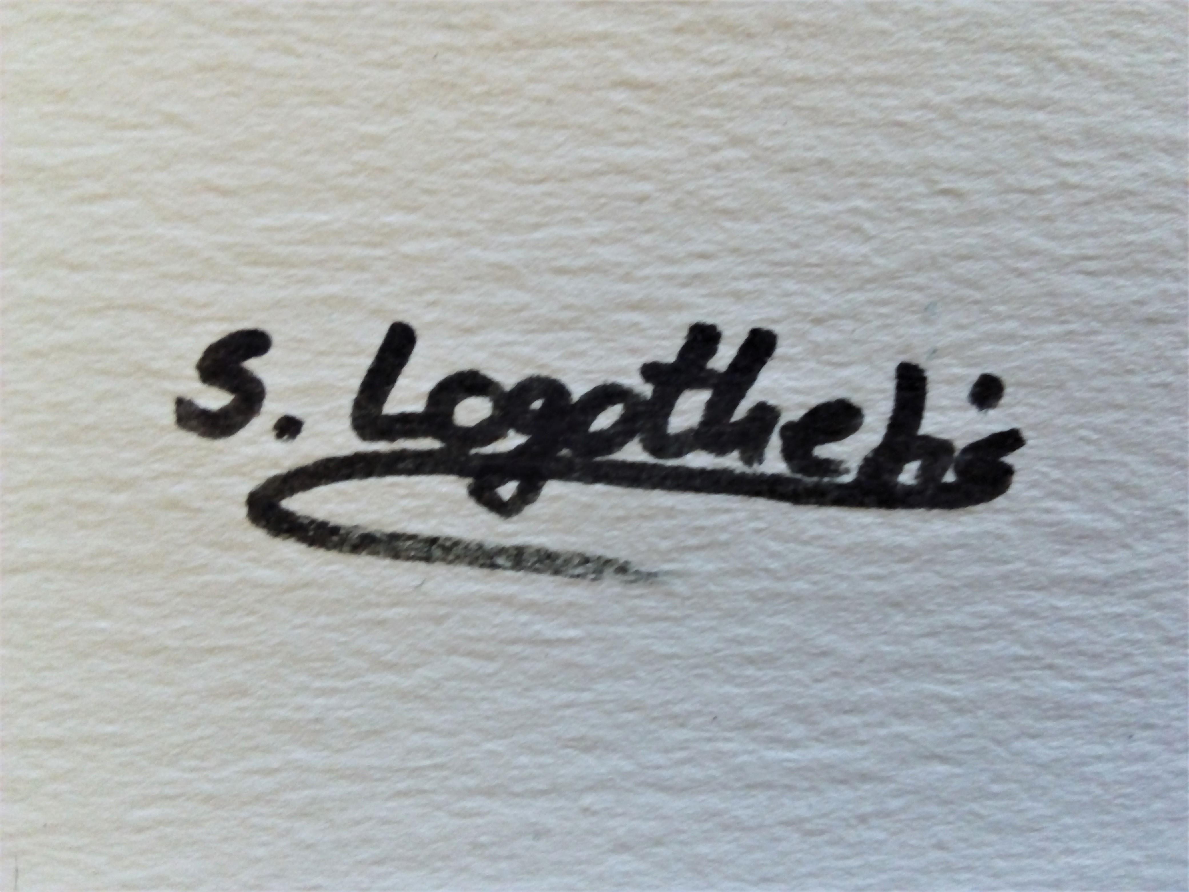 sabina logothetis's Signature