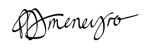 Priscilla Ameneyro's Signature