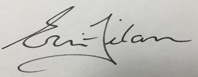 VelveT lEAD ART BY eRIN fILAN's Signature