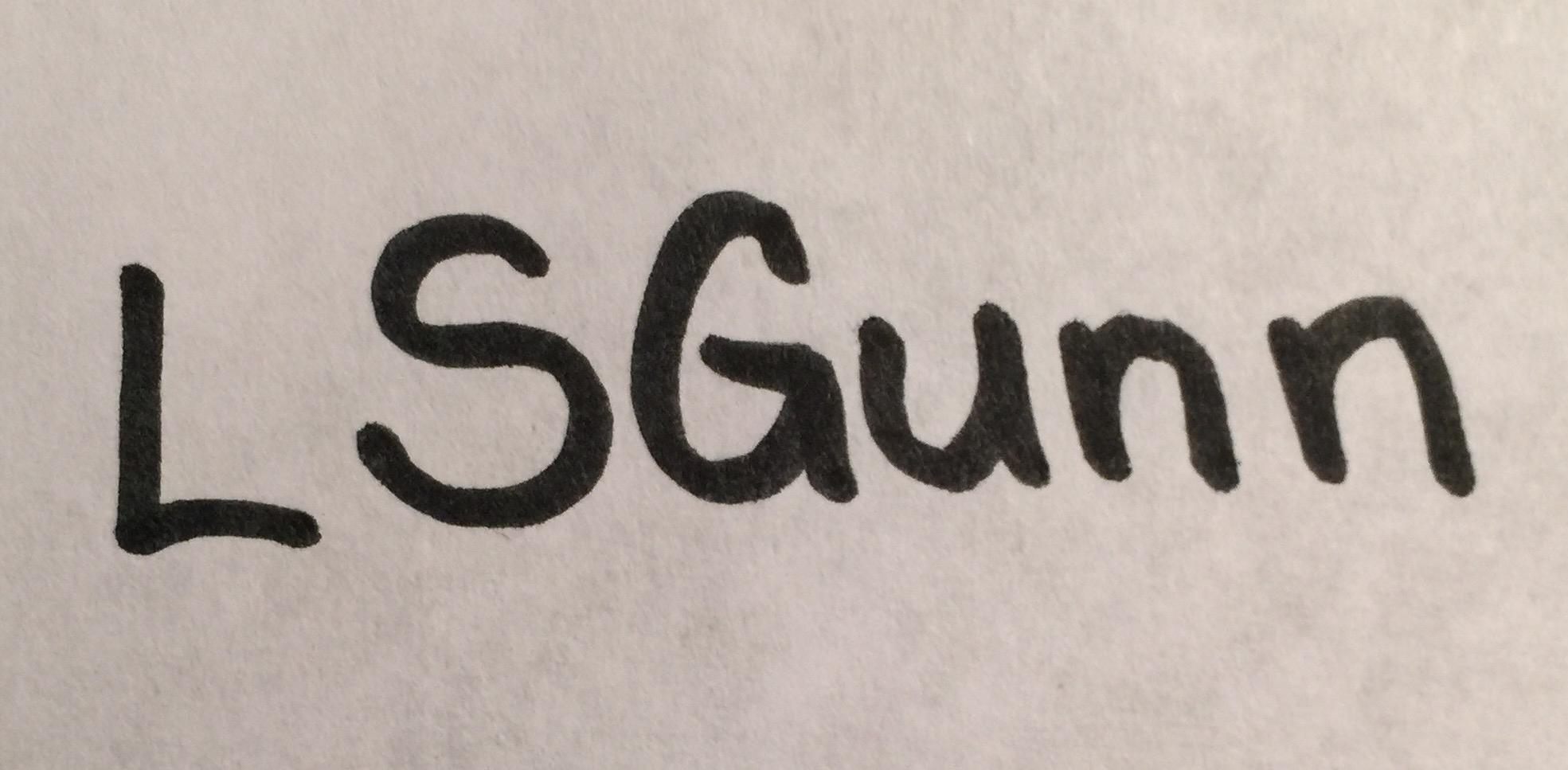 LSGunn's Signature