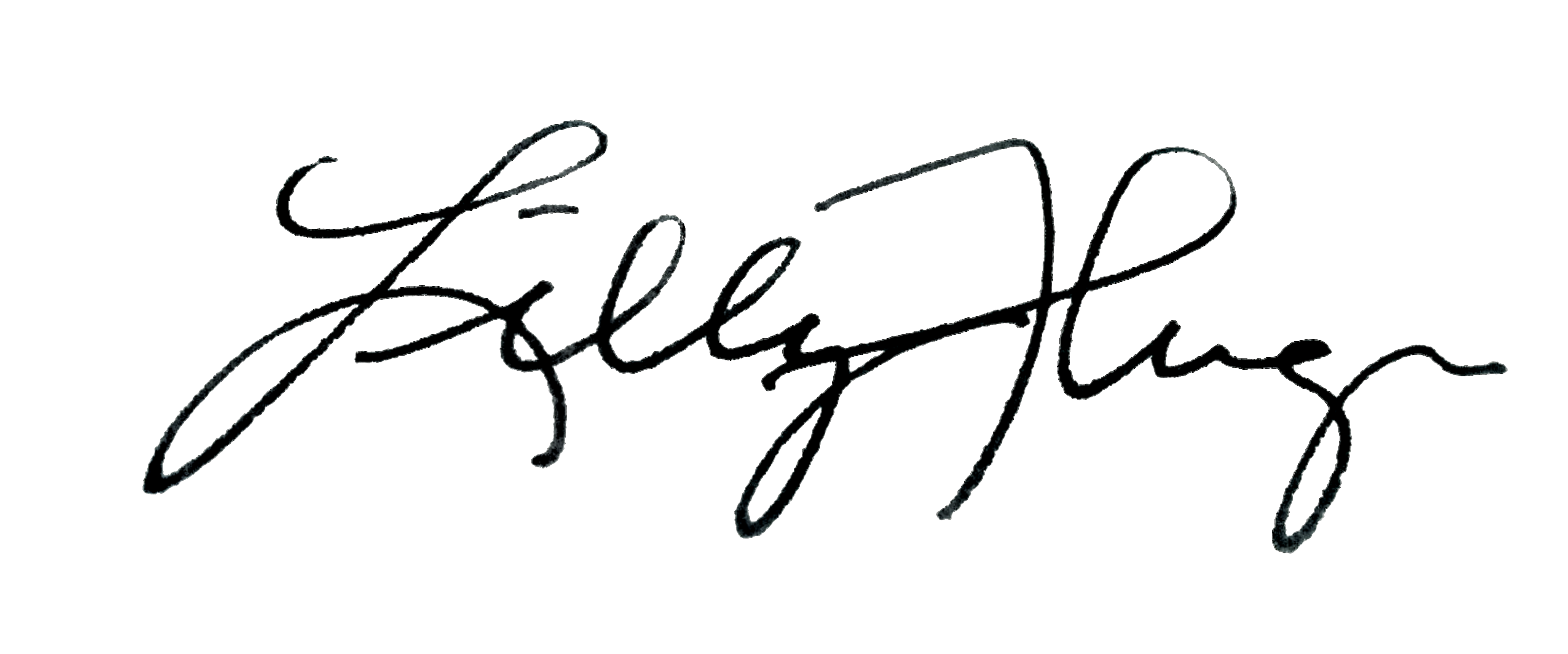 lilly Fluger's Signature
