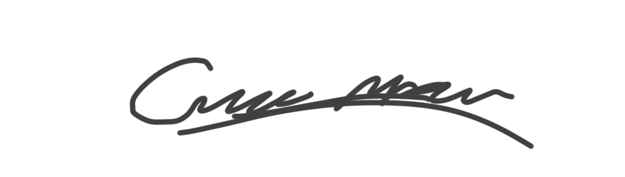 casey mcclintic's Signature