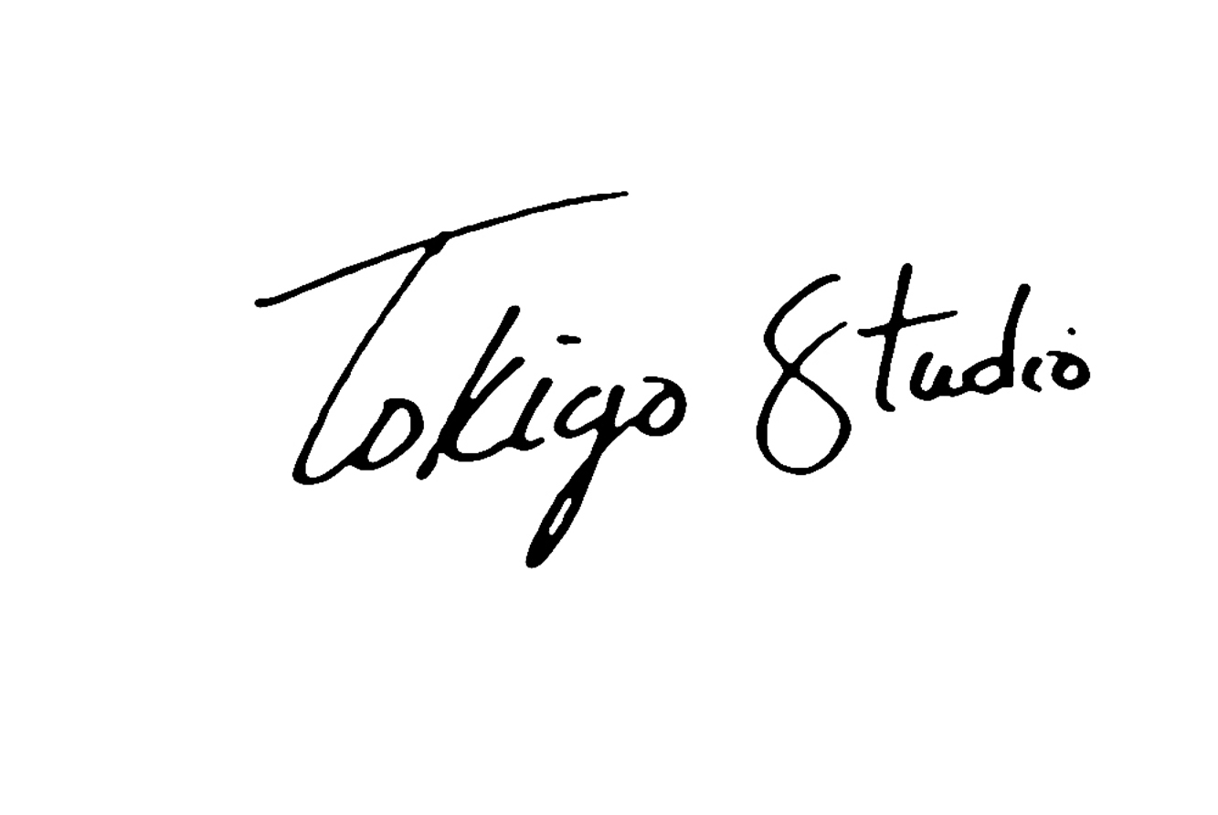 Tokigo Studio's Signature