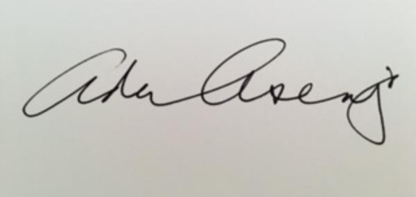 ada asenjo's Signature