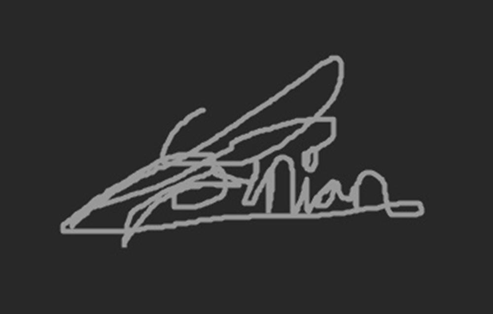 Nian Lrel's Signature