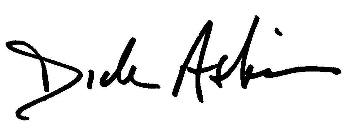 Dick Atkins's Signature