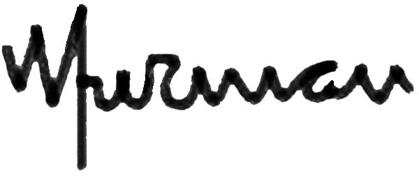 Warren Furman's Signature
