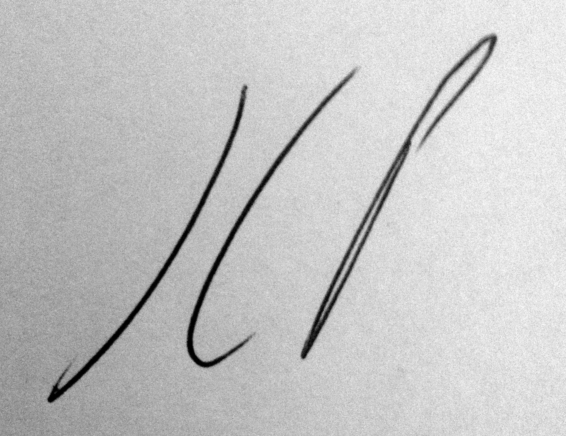 Jean-LUC PERRAULT's Signature
