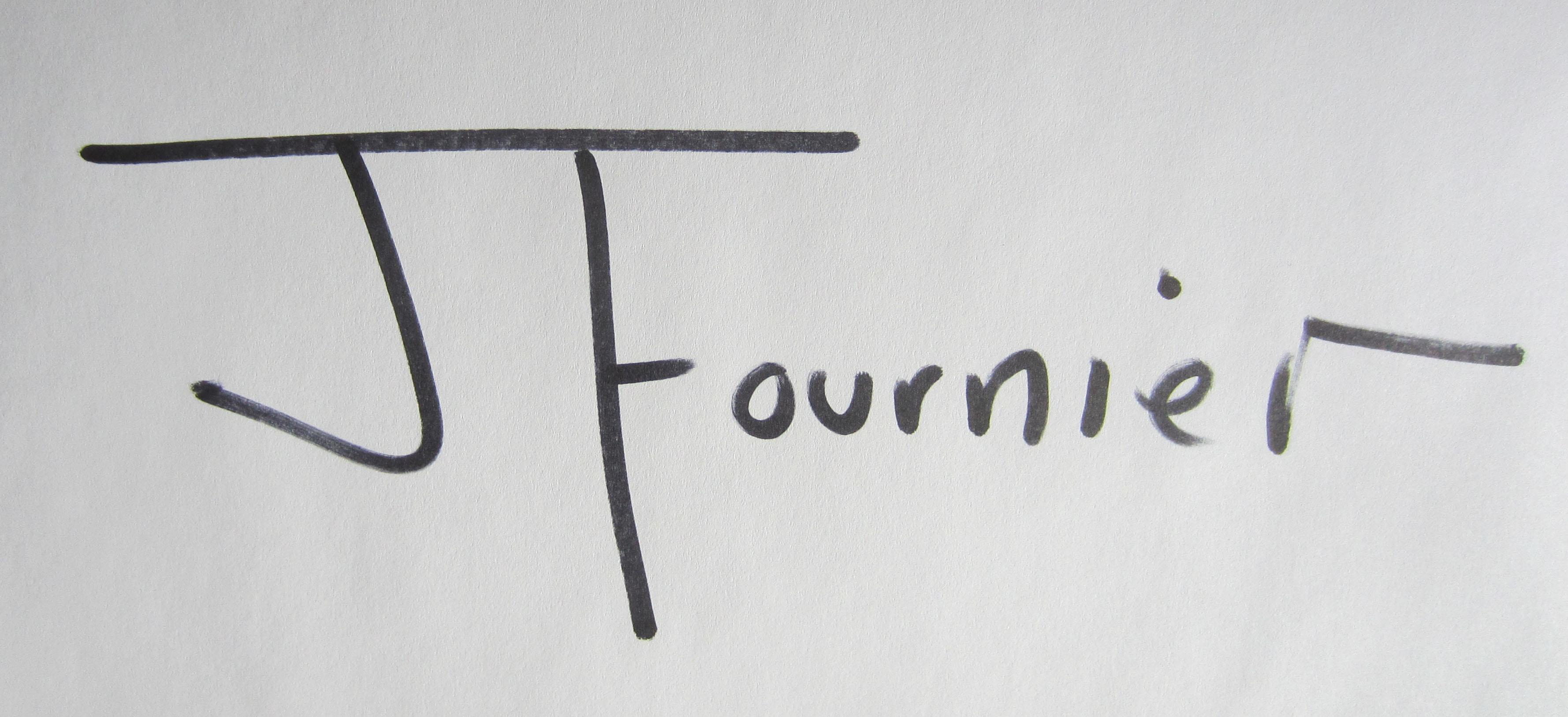 Joyce Fournier's Signature