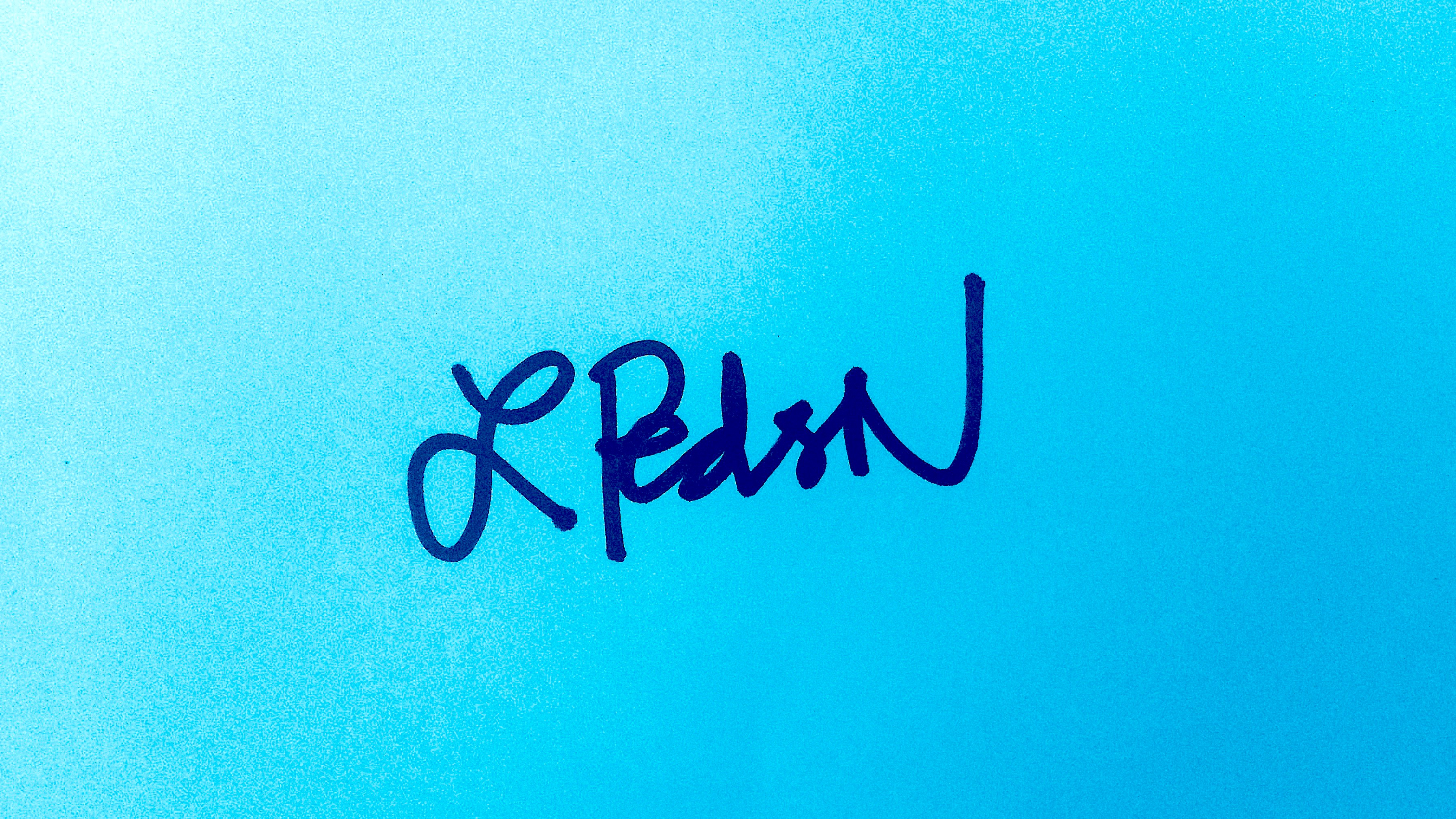 LISA Pedersen's Signature
