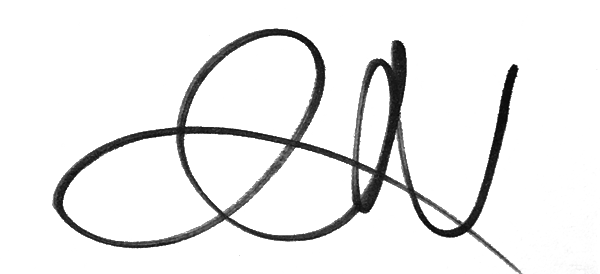 Rachel Wolfe's Signature