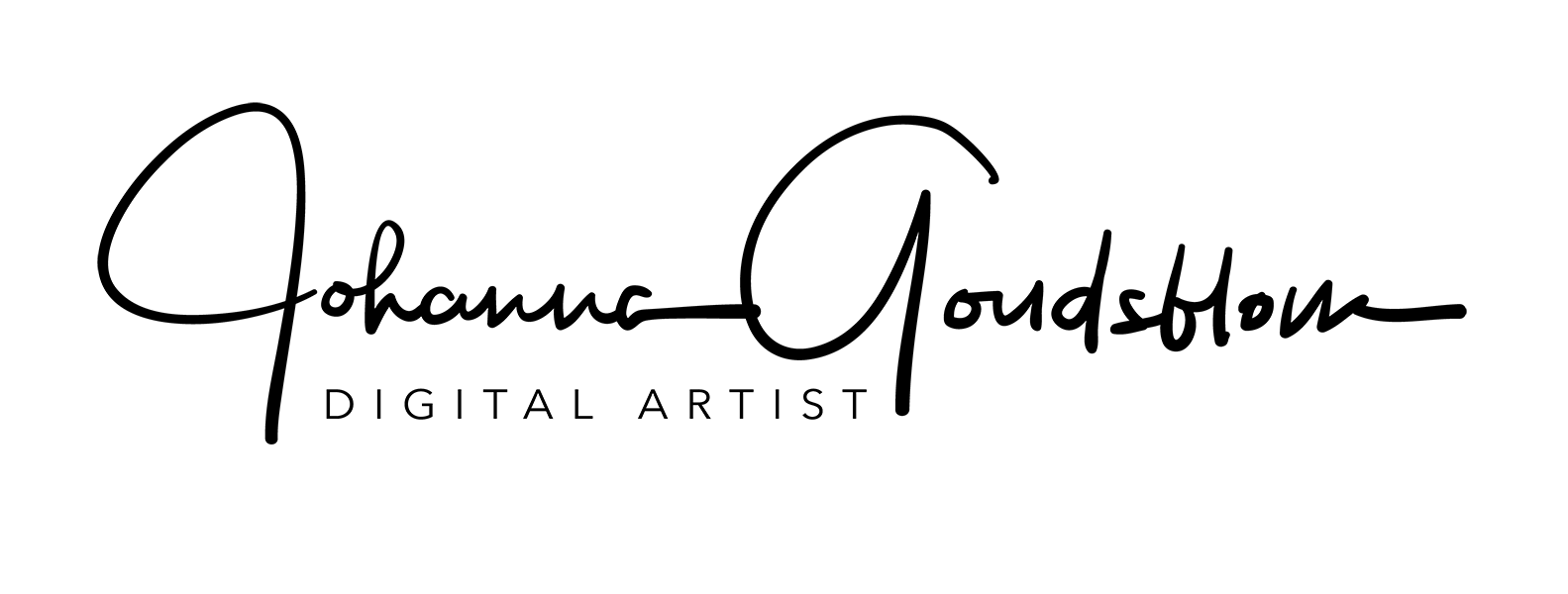 johanna G's Signature