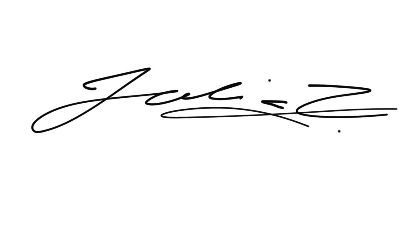 julia knop's Signature