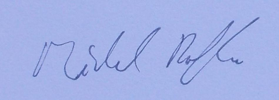 m.rofka's Signature