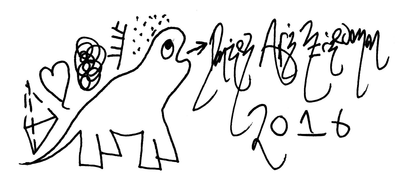 danielarifriedman's Signature