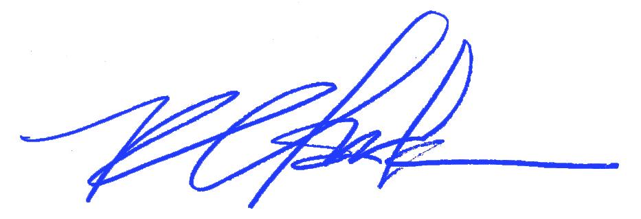 randy clark's Signature