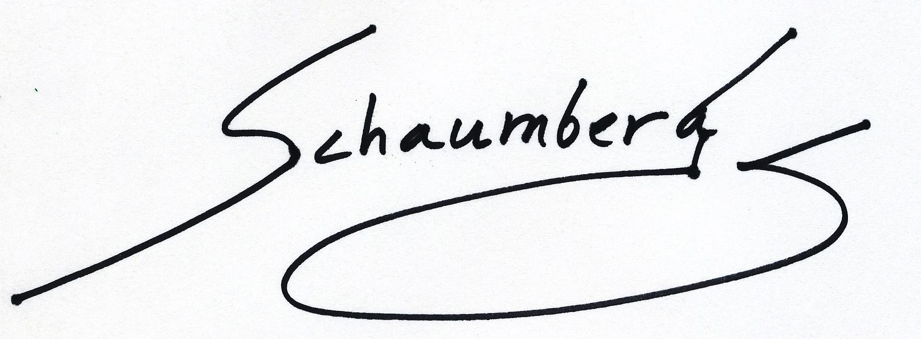 debraschaumberg's Signature